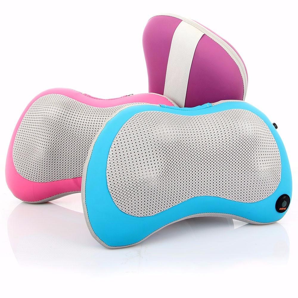 Массажные подушки для спины и шеи