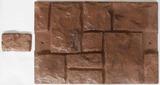 Фасадные блоки с креплением на саморезы