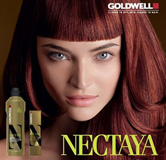 Goldwell Nectaya - Стойкая щадящая краска