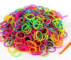 Наборы резинок для плетения браслетов