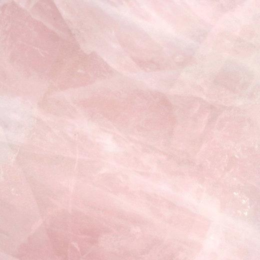 Кварц розовый