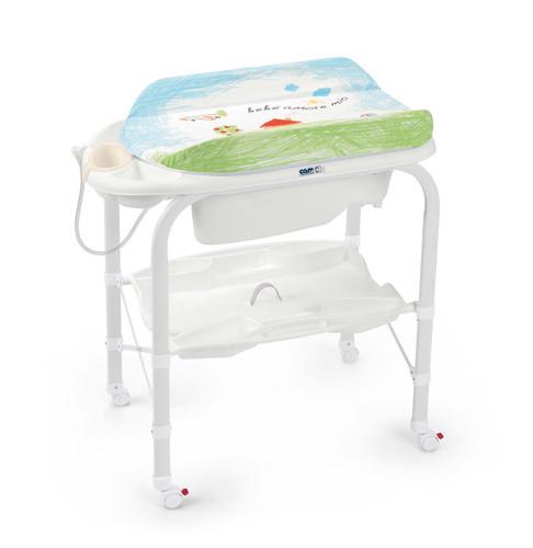 Пеленальные столики с ванной