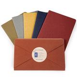 Блокноты-конверты