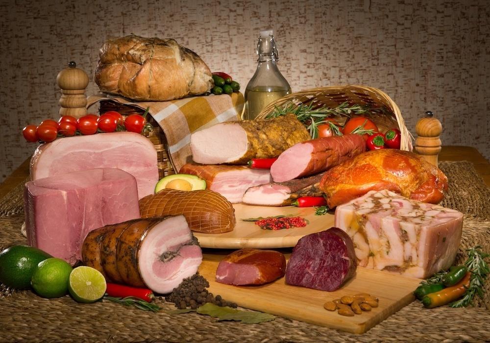 Мясо, птица, деликатесы