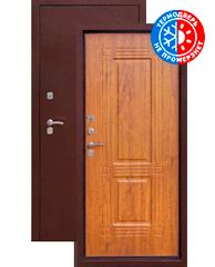 Утепленные термо двери