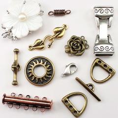 Замочки для колье, бус  и браслетов