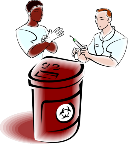 Утилизация медотходов