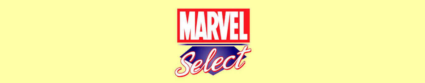 Фигурки Marvel Select