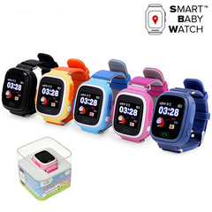 Умные детские часы с GPS