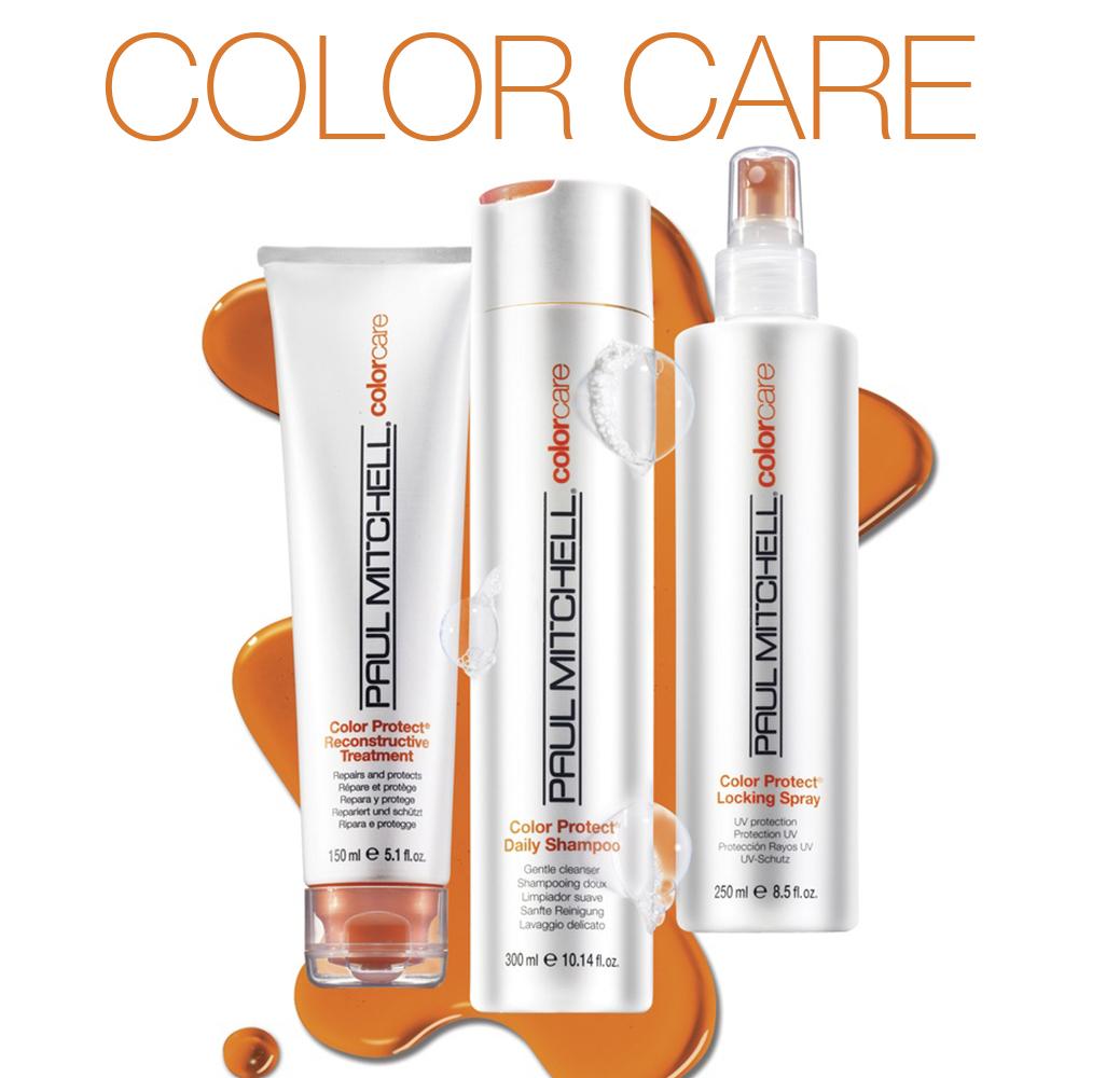Color Care - Для окрашенных волос