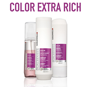 Dualsenses Color Extra Rich - Для толстых и жестких окрашенных волос