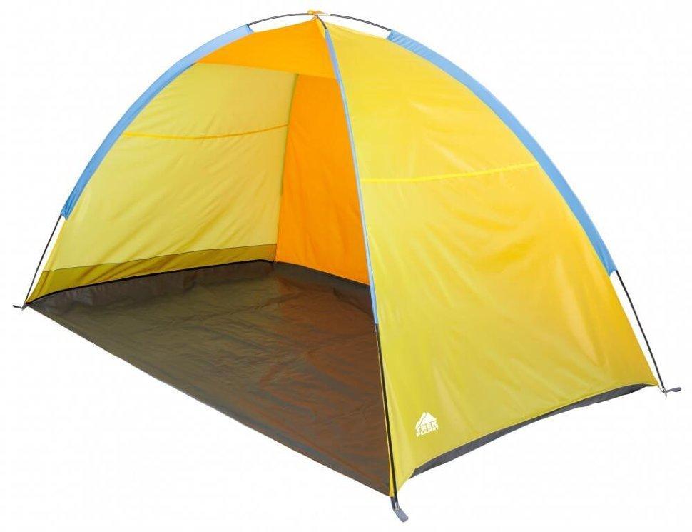 Пляжные палатки и коврики