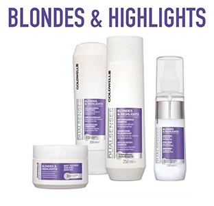 Dualsenses Blondes & Highlights - Уход для светлых волос