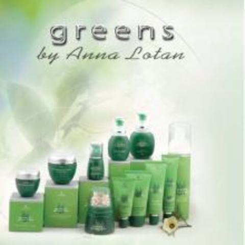 Greens - Для зрелой кожи и борьбы с морщинами