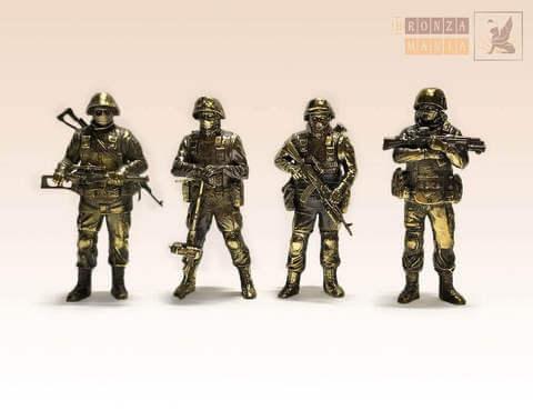 Наборы солдатиков