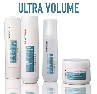 Dualsenses Ultra Volume - Для объема тонких волос