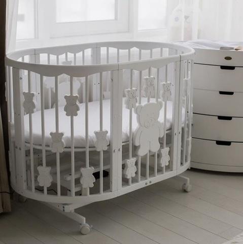 Кроватки Comfort Baby