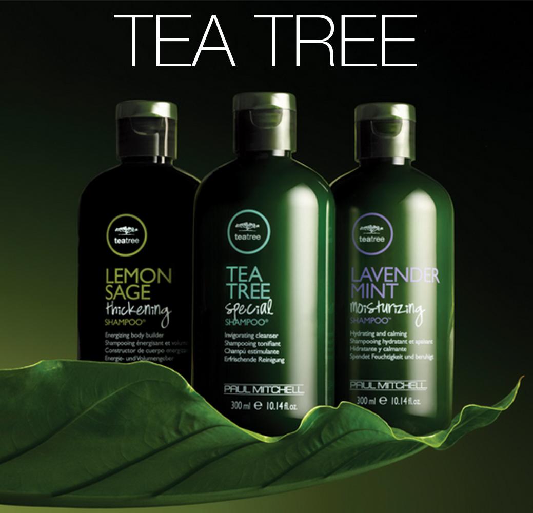 Tea Tree - С экстрактом чайного дерева