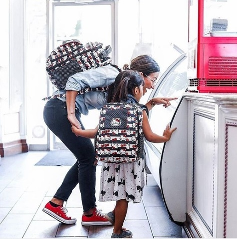 Рюкзаки JuJuBe для мам и детей