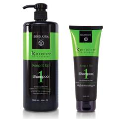 Линейка KERATIN HAIR ACADEMY для интенсивного восстановления волос
