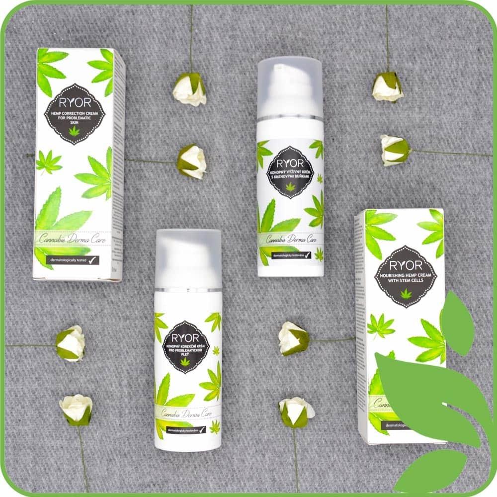 Серия Cannabis Derma Care