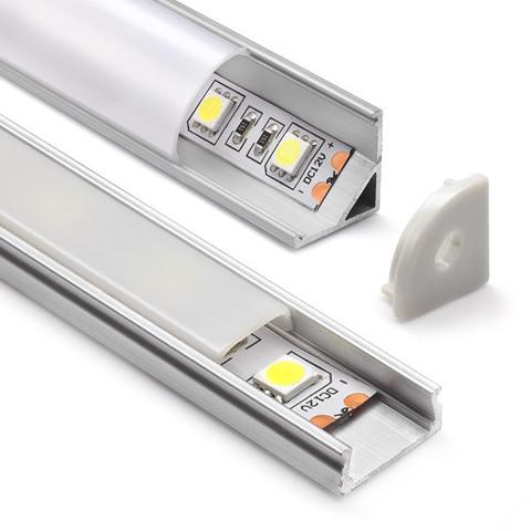 Алюминиевый LED профиль