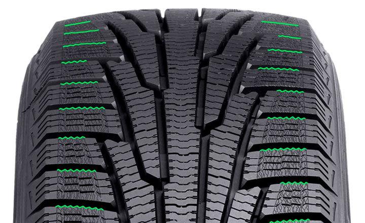 Фрикционные шины (липучка)