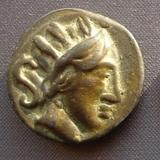 Античные монеты.