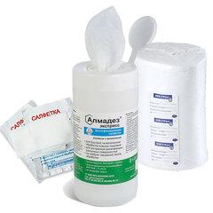 Салфетки для дезинфекции