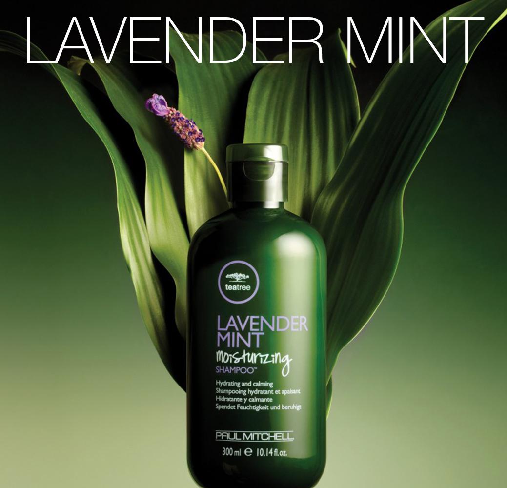 Lavender Mint - Расслабляющая SPA-линия с экстрактом лаванды