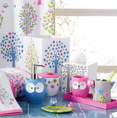 Наборы аксессуаров для ванной для детей