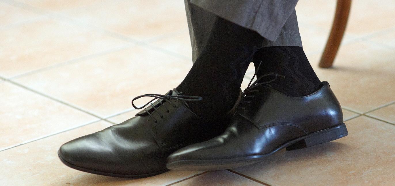Классические мужские носки