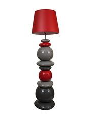 Лампы напольные