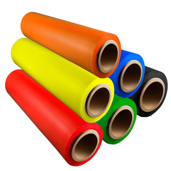 Цветная стрейч-плёнка