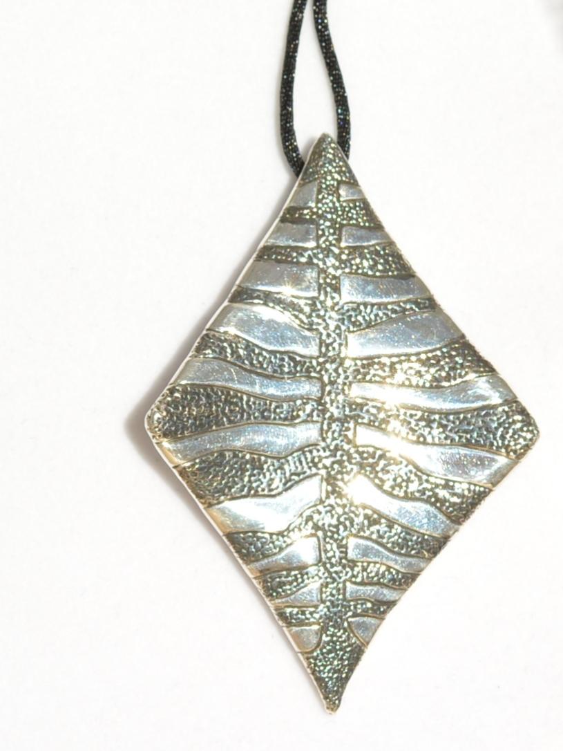 Серебряные кулоны гальванопластика