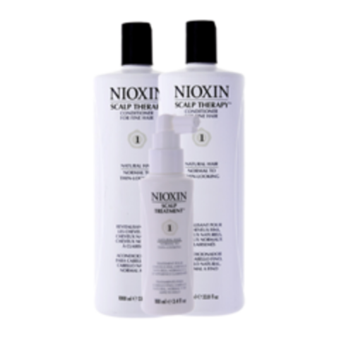 Косметика для волос nioxin