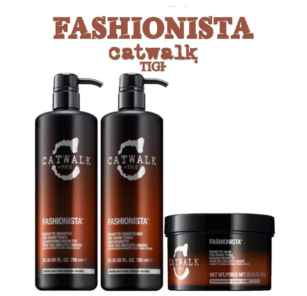 Catwalk Fashionista - Оттеночная линия