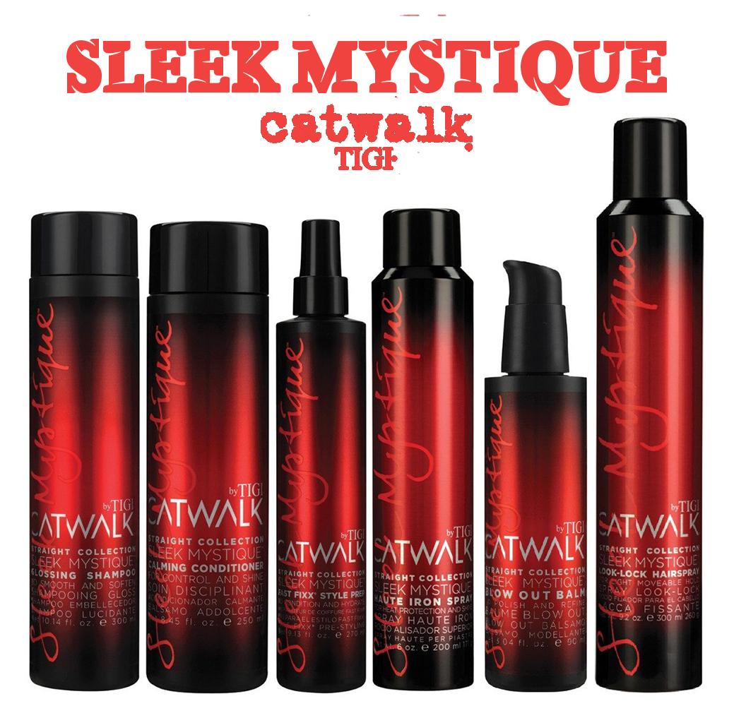 Catwalk Sleek Mystique - Для идеальной гладкости и блеска