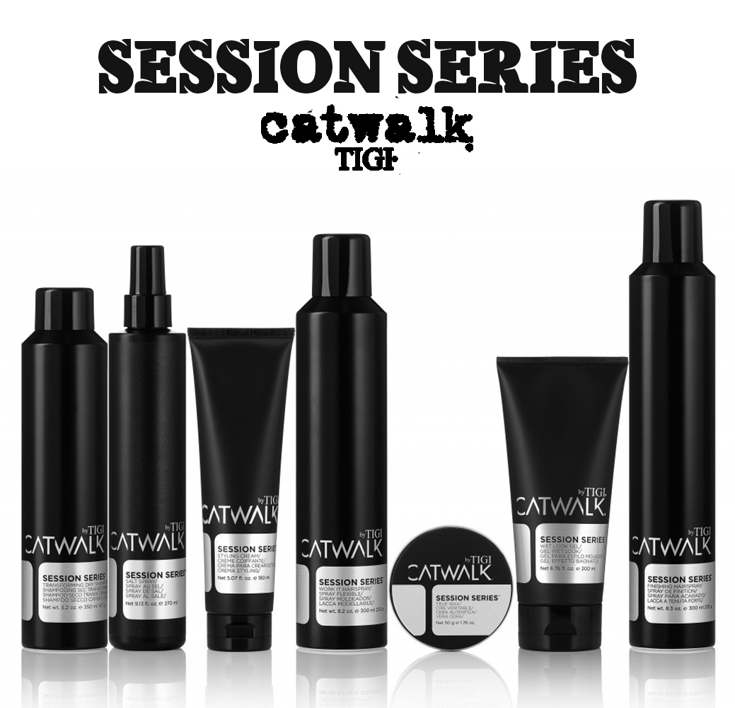 Catwalk Session Series - Стайлинг