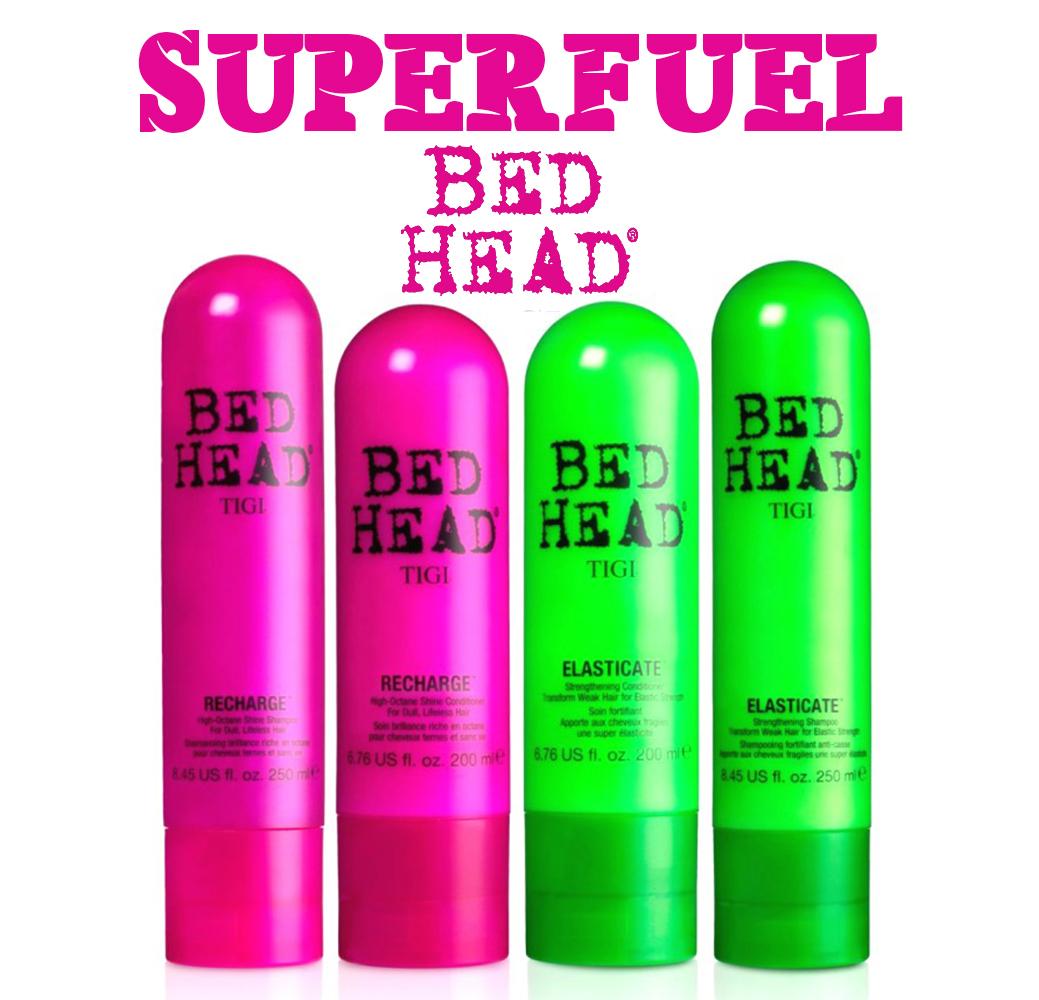 Bed Head Superfuel - Для укрепления и блеска волос