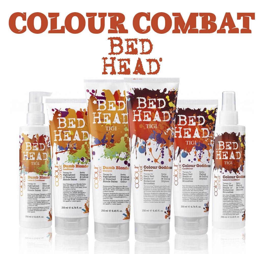 Bed Head Colour Combat - Для окрашенных волос