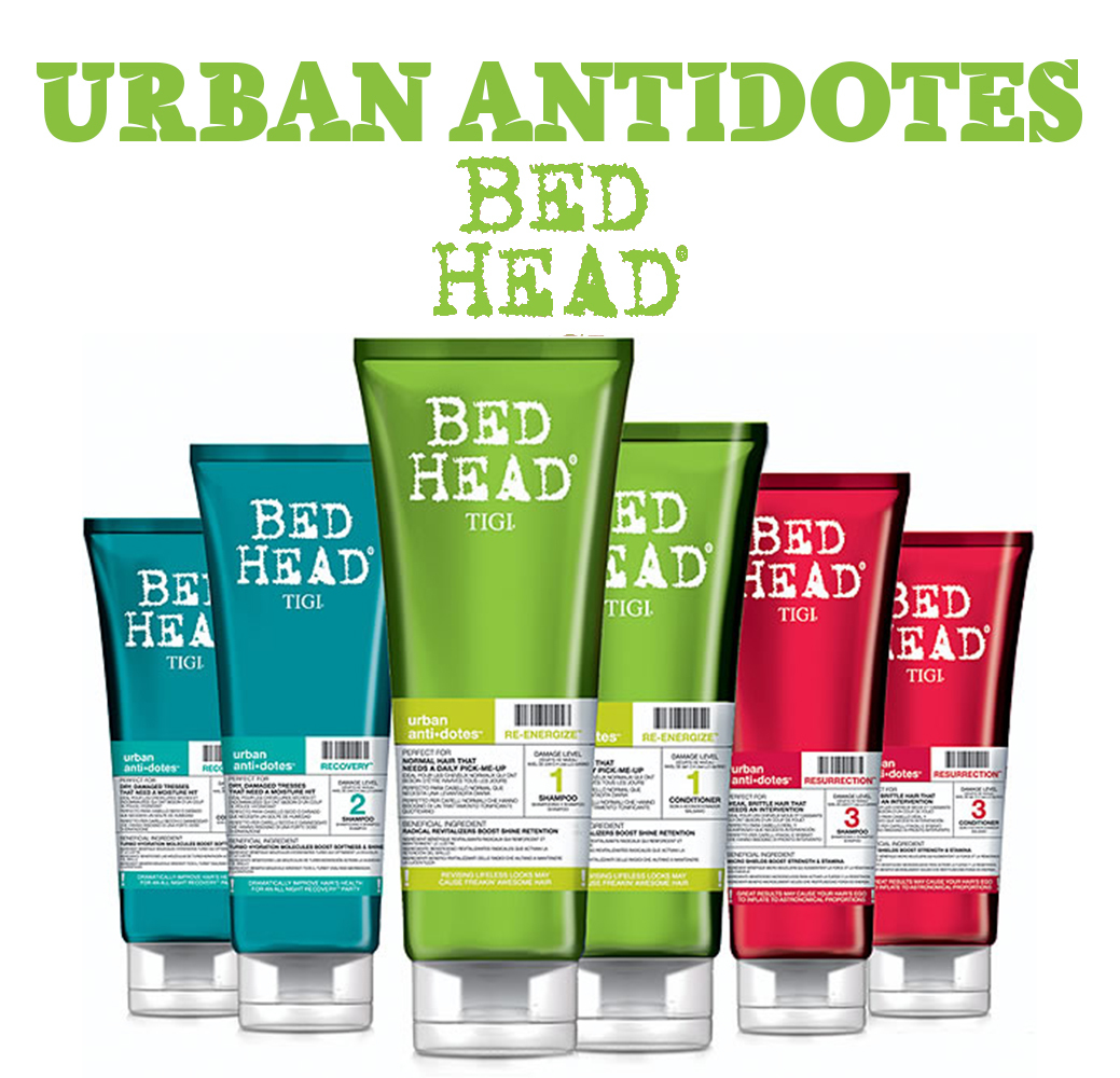 Bed Head Urban Anti+dotes - Для восстановления волос