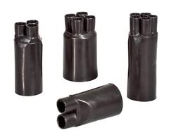 Перчатки термоусаживаемые с клеевым слоем на напряжение 1 кВ ПТк-1