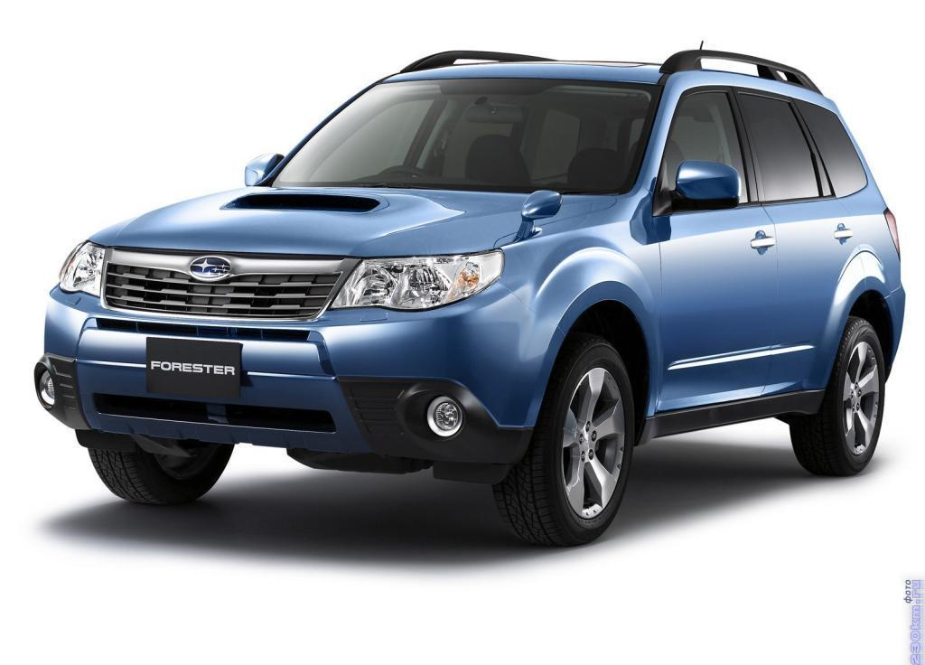 Forester (S12) 2008-2012