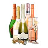 Всё Шампанское и Игристое вино