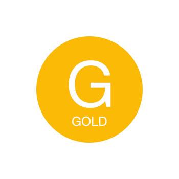 Materia Lifer - G Золотые оттенки