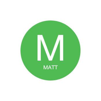 Materia Lifer - M Матовые оттенки