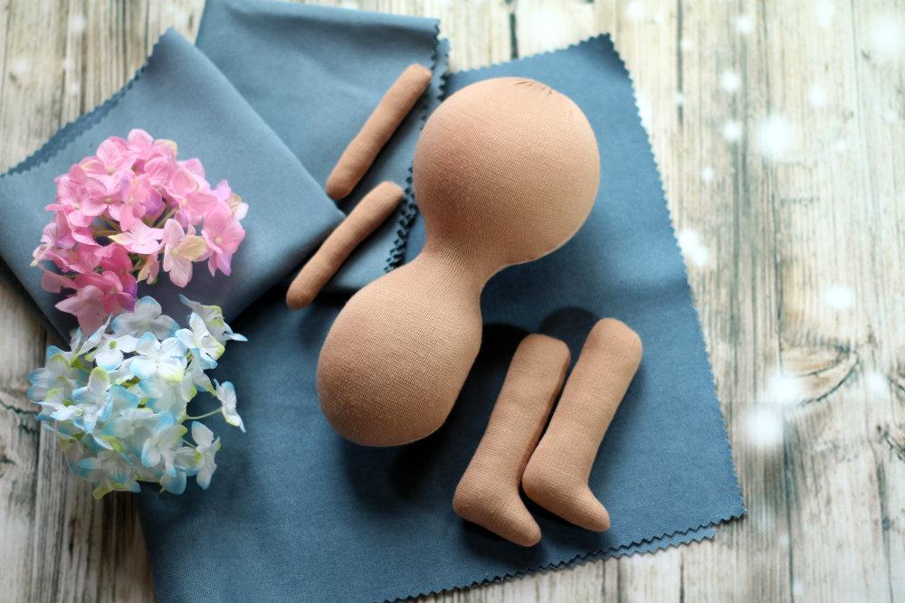 Заготовки, тканина та матеріали для тіла іграшок