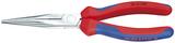 Серия 26 Круглогубцы с длинными плоскими губками и режущими кромками