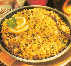 Рис, фасоль и крупы